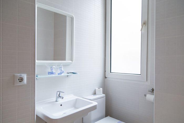 Baño Habitación Hotel Marítimo