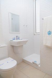 Baño Hotel Marítimo