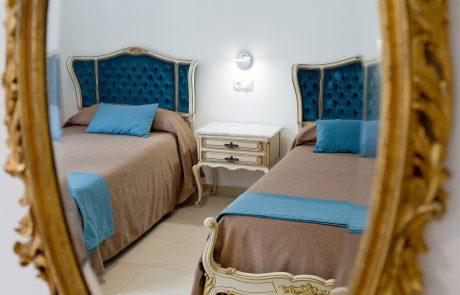 Détail de la chambre Hotel Marítimo