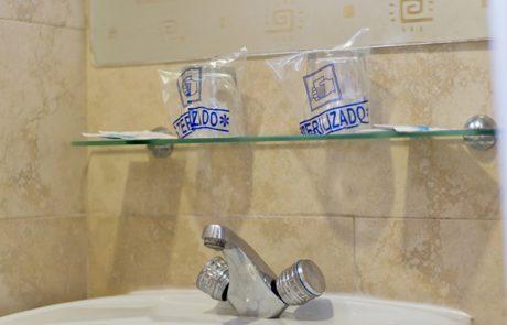 Bathroom Hotel Marítimo